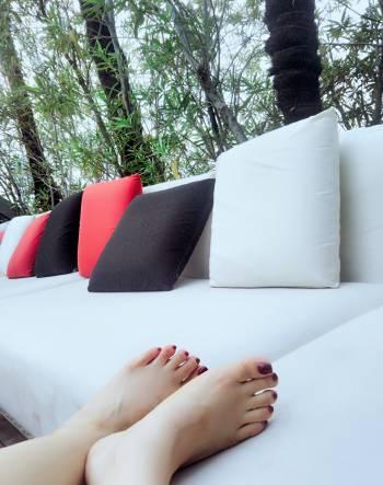 気持ちよい夏(2017/08/15 12:01)塚本 アリサのブログ画像