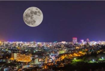 ムーン🌕(2017/12/10 11:20)塚本 アリサのブログ画像
