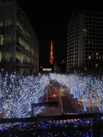 夜散歩🌃(2017/12/28 11:30)塚本 アリサのブログ画像