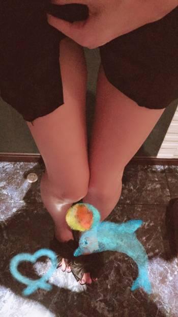 8月最後☀️(2018/08/31 11:01)芹沢 里穂のブログ画像