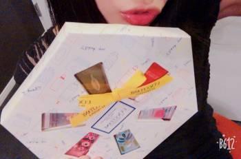 うふふ(*´꒳`*)(2018/03/18 13:01)東山 真希のブログ画像