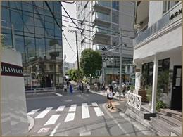 八幡通りのイメージ