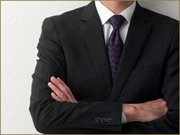 富裕層、各界著名人などの紳士的なお客様が多数のイメージ